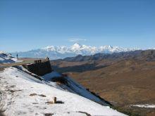 Sikkim Baba Mandir near Nathula Pass