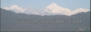 darjeeling tour package, kanchenjunga from gangtok