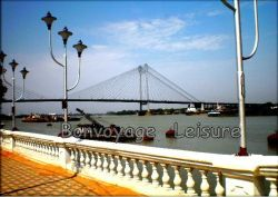 Bidyasagar Setu, 2nd Hoogly Bridge in Kolkata