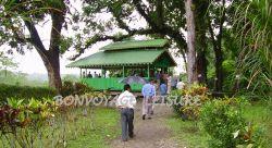 rhino camp in gorumara national park