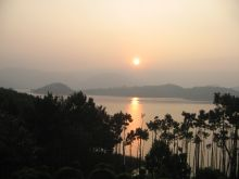 Umium lake in Shillong